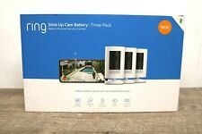Ring Hd Stick Up Indoor/Outdoor Camera Battery 3 Pack- 1410
