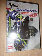 DVD MOTOGP THE 210MPH BIKES 2004 DUKE DORNA ROSSI HONDA DUCATI YAMAHA