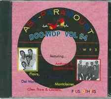 ABC PARAMOUNT DOO WOP - VOL 4 - CD  - BRAND NEW