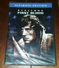 First Blood (DVD, 2007, Canadian) Free Shipping!