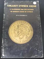 Collect Cyprus Coin sA Nandbook For Collectors Of Modern Cyprus Coins 1969 PB