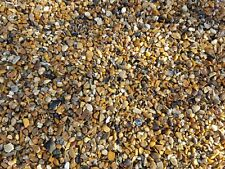 Bulk Bag 10mm Pea Gravel Stone Shingle 850kg Drainage Landscaping Driveways