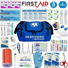FIRST RESPONDER BUG OUT BAG EMERGENCY MEDICAL TRAUMA BAG FIRST AID KIT IFAK EMT