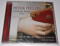 Peter Philips: Cantiones Sacrae, 1612 (CD, 2010, Chandos) new