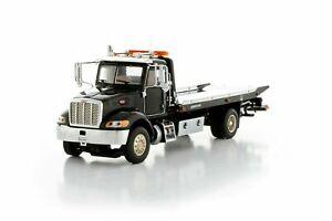 Peterbilt 335 Jerr-Dan Rollback Truck - Black - TWH 1:50 Scale #080-01100 New!