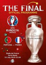 * euro 2016 finale-france/portugal (10th juillet 2016) anglais languiage *