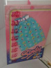 Vintage Hasbro Sindy 1987 Fashion Mixers 2 City Girl  Pleated Skirt & Belt NEW