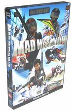 Mad Mission Teil 1 bis 4 Box Steelcase [4 DVDs] [DVD] [2005]