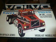 ERTL 8037 #3 VOLVO N-10 TRUCK VINTAGE 1/25 Model Car Mountain KIT NIB