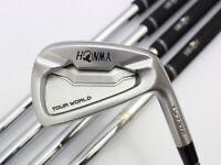 HONMA golf iron Tour World Tw737P Ns Pro 850Gh S