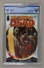 Walking Dead (Image) #27 2006 CBCS 9.8