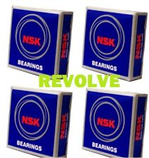 NSK Brand Trials Bike Wheel Bearings x 4  Gas Gas. Sherco. Beta. Montesa.