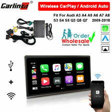 Carlinkit Fit For Audi Wireless CarPlay Mirrorlink Android Auto Upgrade Box Kit