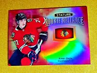 2019-20 Upper Deck STATURE Kirby Dach Rookie Reliance Red /45  RR-39 Gem Mint