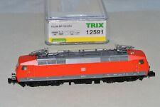 N Scale Trix minitrix 12591 BR 120 114-4 DB EP.V Electric Locomotive w/ Decoder