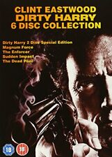 Dirty Harry Collection [DVD] [2009]