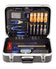 """Projahn 1/4"""" proficraft Schreiner-Werkzeug-Koffer 92-tlg. Holzbearbeitung 8684"""