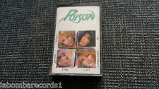 ZZ- CASSETTE POISON - LOOK - IN - WHAT - DRAGGED - THE CAT - RARE