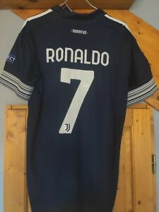 Maillot foot Juventus Extérieur Ronaldo 7 Taille L