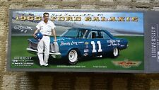 University of Racing Ned Jarrett's #11 1965 Ford Galaxie (Autographed)