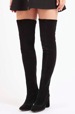 Topshop High Heel BOOTS Uk7 Eur40 Us9.5