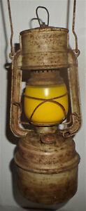 alte Feuerhand Sturmlaterne , DBP a , K 1452 , Nr.276 Sturmkappe Petroleumlampe