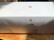 NIB Google Wifi NLS-1304-25 AC1200 1200 Mbps Wireless Router - 3 Pack NIB