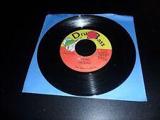 "Van Dappa       ""  DRIFTING  "" 7"" REGGAE  1994 DRUM & BASS RECORDS"