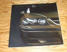 Original 2000 Chevrolet Impala Deluxe Sales Brochure 00 Chevy