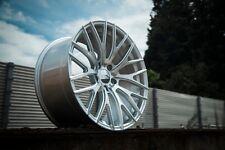 "ALLOY WHEELS X 4 19"" SPF HUB V20 FOR 5x112 VW CADDY GOLF PASSAT SCIROCCO SHARON"