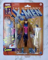 MARVEL LEGENDS GAMBIT RETRO IN HAND Fast SHIPPING Target Exclusive Mint DC COMIC