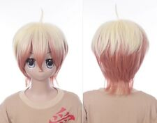 W-620 Makai Ouji les diables & réaliste william twining Blonde Mix cosplay perruque wig