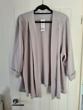 Evans NWT Grey Jacket - Size 26