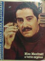 CORRIERE DELLA SERA ILLUSTRATO N.13 1980 NINO MANFREDI
