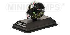 1:8 AGV Minichamps Valentino Rossi Helmet Casco WC Moto GP Motegi 2008 NEW