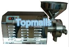 Automatic Continuous Cereal Grinding Machine Multipurpose Pulverizer 40kg/h