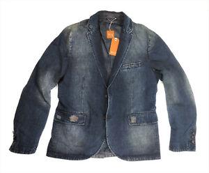 HUGO BOSS  Sakko Beneslim 3 Herren Jacket Denim Jeans 50 52 54 M L XL Sportsakko