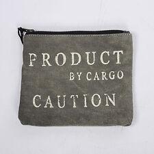 Handtaschen-organizer aus Leder mit Reißverschluss