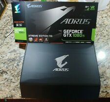 GIGABYTE AORUS GeForce GTX 1080 Ti 11GB Video Card (GV-N108TAORUS-11GD) Extreme