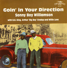 Sonny Boy Williamson - Goin' In Your Direction LP SEALED NEW w/ B.B. King