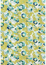 """LAST CHANCE IKEA Janette Fabric - (59"""" x 1.0 yd) - 100% Cotton - Floral Pattern"""