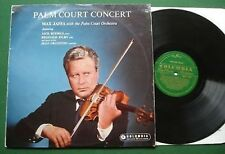 Max Jaffa Palm Court Concert 33SX 1107 1958 LP