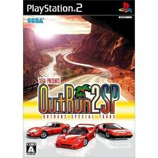 OutRun2 SP First Print Limited Edition (Sony PlayStation 2, 2007)