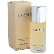ESCAPE BY CALVIN KLEIN - MEN'S COLOGNE* 3.4 OZ EDT SPR *SEALED* NEW IN BOX!!!!!