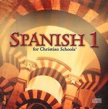 BJU Press - Spanish 1 Audio CD Set (2nd Ed) 199752