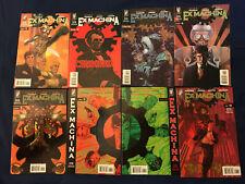 Ex Machina - Full Run, 1-50 + Specials - WildStorm Comics - Vaughan, Harris
