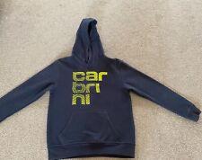 Boys Carbrini Hooded Top Age 10/12
