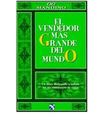 El Vendedor Mas Grande del Mundo por OG Mandino (Spanish)  - NEW Book