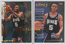 NBA FLEER 1995-1996 SERIES 2 - Tyus Edney, Kings # 359 - Mint