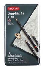 Derwent Wood Single Colour Pencils & Charcoal
